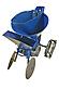 Картофелесажалка КСМ-3 (EXPERT) с бункером для посадки чеснока и лука и внесения удобрений, фото 3
