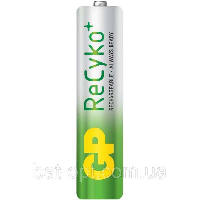 Аккумулятор GP ReCyko R3 AAA 850mAh Ni-MH минипальчиковый