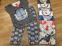 Пижамы для мальчиков 4-9 лет, фото 2