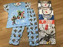 Пижамы для мальчиков 4-9 лет, фото 3
