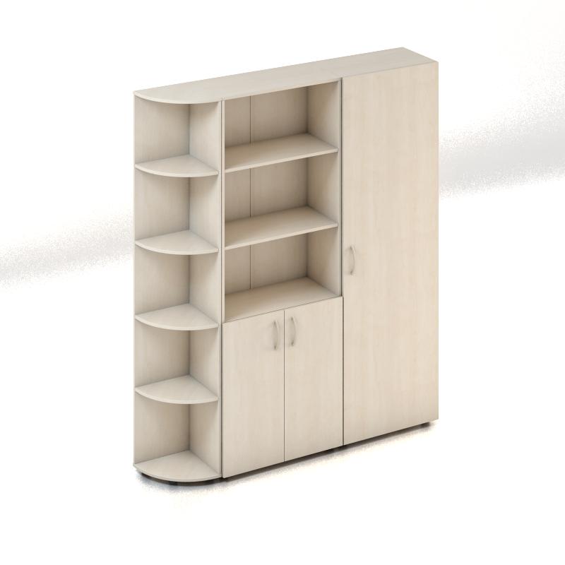 Комплект мебели для персонала серии Сенс композиция №14 ТМ MConcept