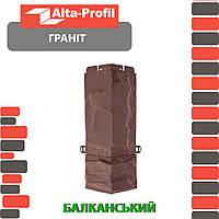 Наружный угол Альта-Профиль Гранит 0,47х0,16 м Балканский