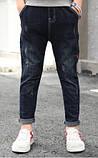 Модные джинсы для мальчика осень, фото 2