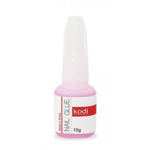 Клей для ногтей Kodi Professional 10 г с кистью