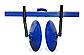 Окучник дисковый на двойной сцепке с усиленными стойками (ф дисков 410мм), фото 2