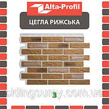 Фасадна панель Альта-Профіль Цегла Ризький 795х591х20 мм колір 03