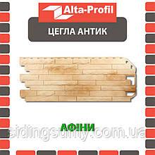 Фасадна панель Альта-Профіль Цегла-Антик 1170х450х20 мм Афіни