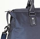 Дорожная сумка-саквояж Dolly 247 Размеры 46 см. - 20 см. - 30 см., фото 3
