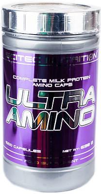 Аминокислота Scitec Nutrition Ultra Amino (1000 caps)