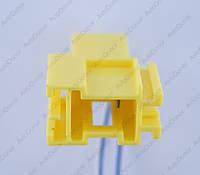Разъем электрический 2-х контактный (23-14) б/у 0375451628