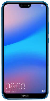 Смартфон Huawei P20 lite 4/64Gb Klein Blue Оригинал Гарантия 12 месяцев, фото 2