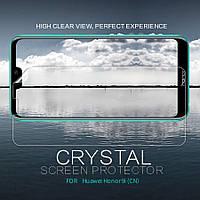 Защитная пленка Nillkin Crystal для Huawei Honor 9i / 9N (2018)