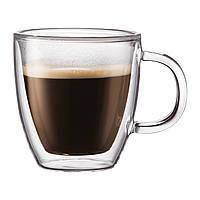 Чашка с двойными стенками  американо 200мл