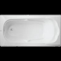 Ванна акриловая с ножками SunLight 4051 (1600 х 750 мм)