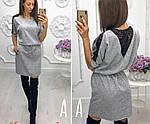 """Женское платье летучая мышь """"Муза"""", фото 3"""
