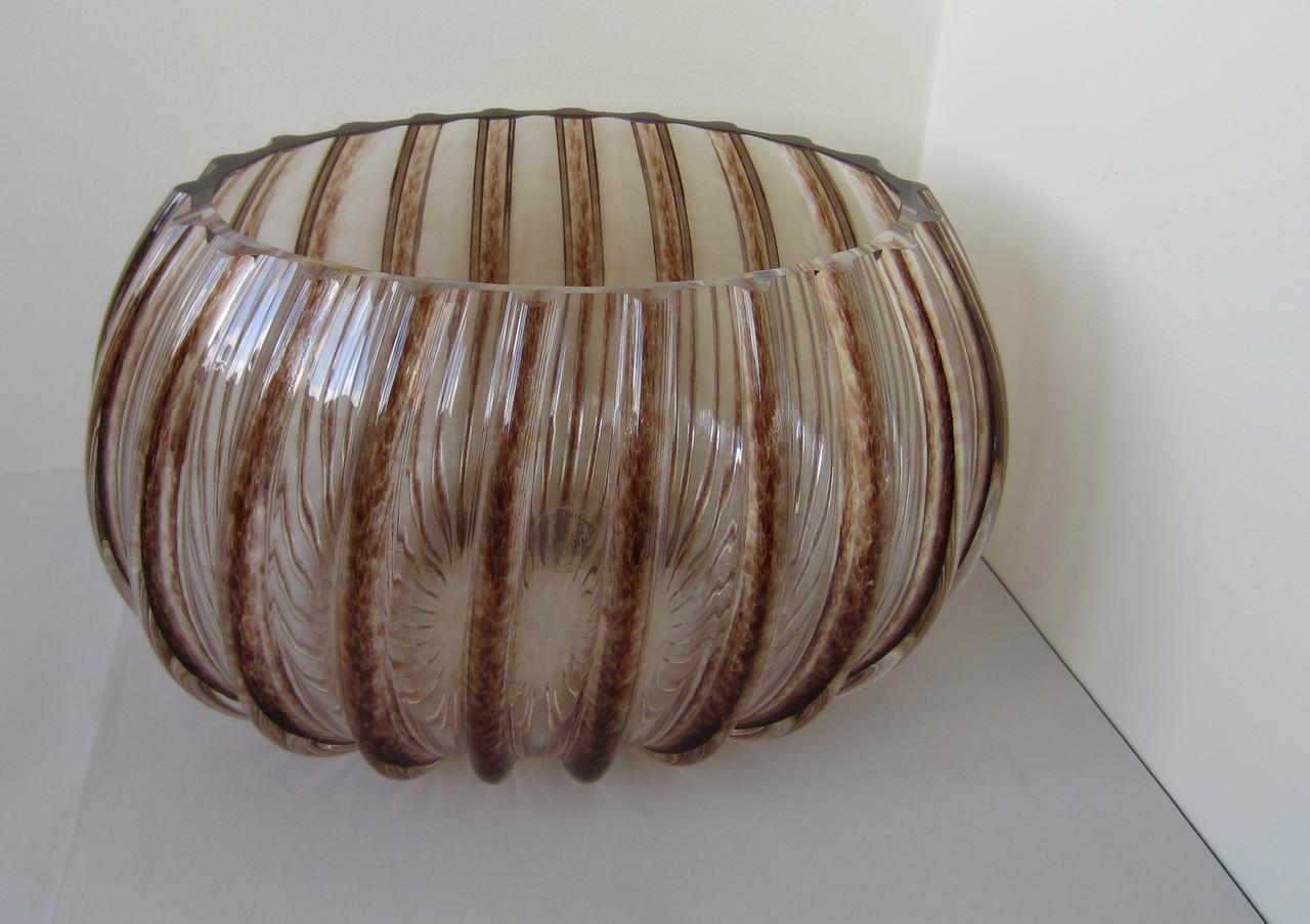 Ваза интерьерная из муранского стекла Antica Murrina