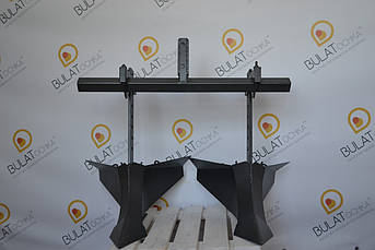 Окучник Мотор Сич (двойная сцепка + окучник Стрела 2шт) пр-ва AMG