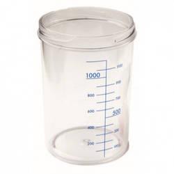 Емкость для аспиратора без крышки, 5 л, RE-210013
