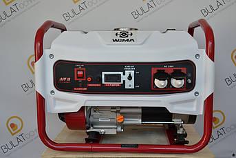 Бензиновый генератор WEIMA WM3200B (3,2 кВт) DELUXE