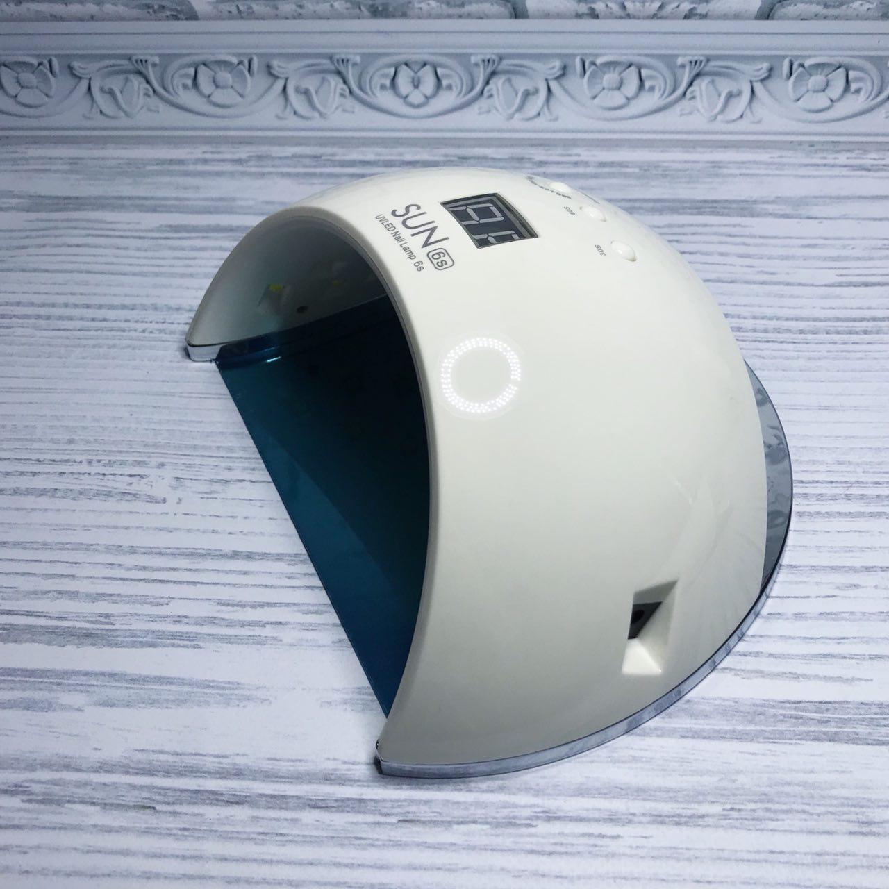 Светодиодная лампа для маникюра UV/LED Sun 6S на 48W