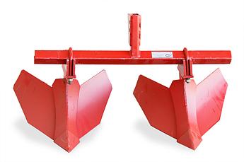 Окучник Мотор Сич (двойная сцепка + окучник стреловидный) Мотор Сич