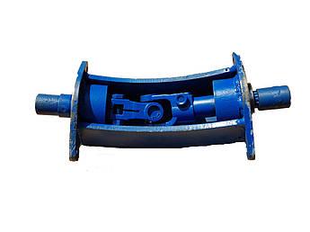 Переходник (редуктор) карданный для фрезерного культиватора Мотор Сич, МТЗ, Грасхопер и их аналогов