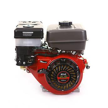 Двигатель BULAT (WEIMA) BW 177F -T(9л.с. бензин под шлиц, 25мм)
