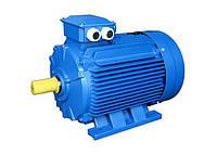 Электродвигатель електродвигун АИР 160 S8 7.5 кВт 700  об/мин Украина