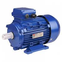 Электродвигатель електродвигун АИР 200 М8 18.5 кВт 700 об/мин Украина