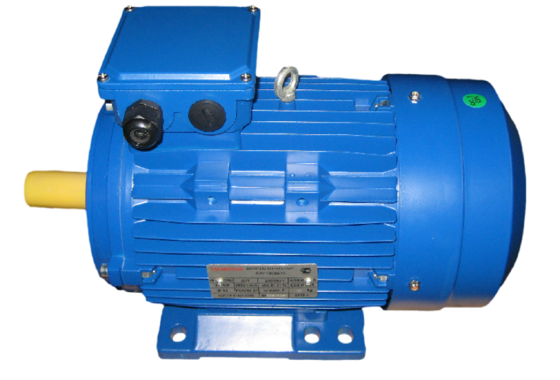Электродвигатель електродвигун АИР 200 L8 22 кВт 700 об/мин Украина
