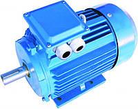 Электродвигатель електродвигун АИР 280 S8 55 кВт 700 об/мин Украина