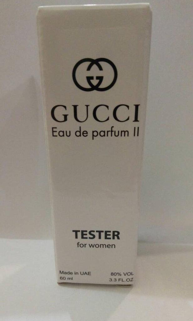 Женская туалетная вода Gucci Eau De Parfum II (Гучи О Де Парфюм 2) , 60 мл копия LUX