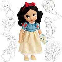 Малышка Белоснежка из серии Disney Animators' Collection