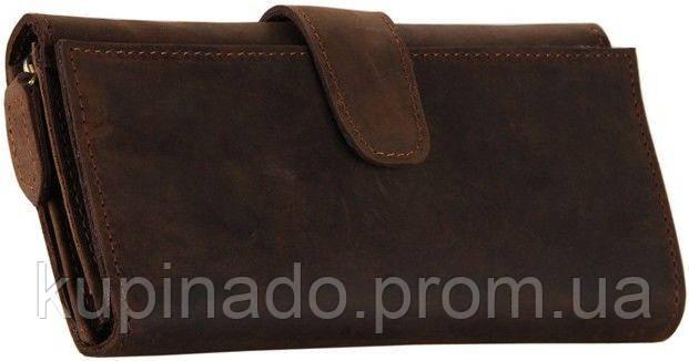 Мужской клатч Vintage 14444 Коричневый, Коричневый