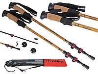 Треккинговые палки Viking Bambu