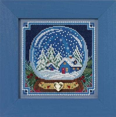 Набір для вишивки Mill Hill Snow Globe