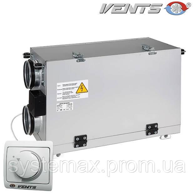 ВЕНТС ВУТ 200 Г мини: приточно-вытяжная установка (горизонтальная)