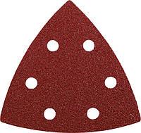 Листы шлифовальные треугольные K400 KWB, фото 1