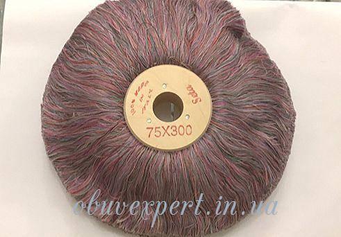 Щетка полировочная шелковая Colored Silk 75*300, фото 2