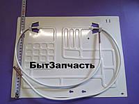 Испаритель для холодильника (плачущий испаритель 2-х канальный) 370*270мм
