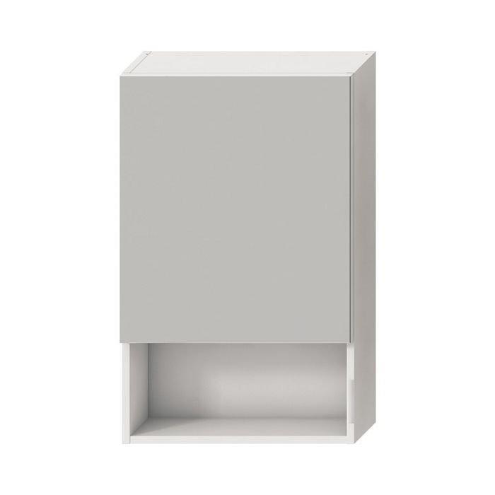 Jika Lyra Зеркальный шкафчик, цвет белый 500 x 132 x 800, белый арт.4532310383041