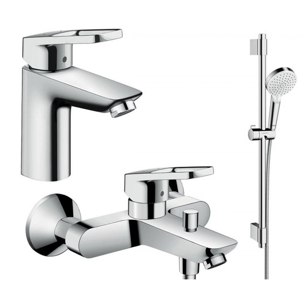 Hansgrohe Logis Набор смесителей для ванны арт.1062017