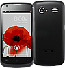 "Китайский смартфон Samsung F326, дисплей 4"", Android."