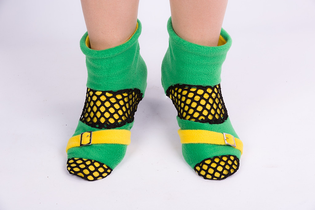Тапочки носочки Весеннее настроение. Размер 18 - 45. Разные цвета