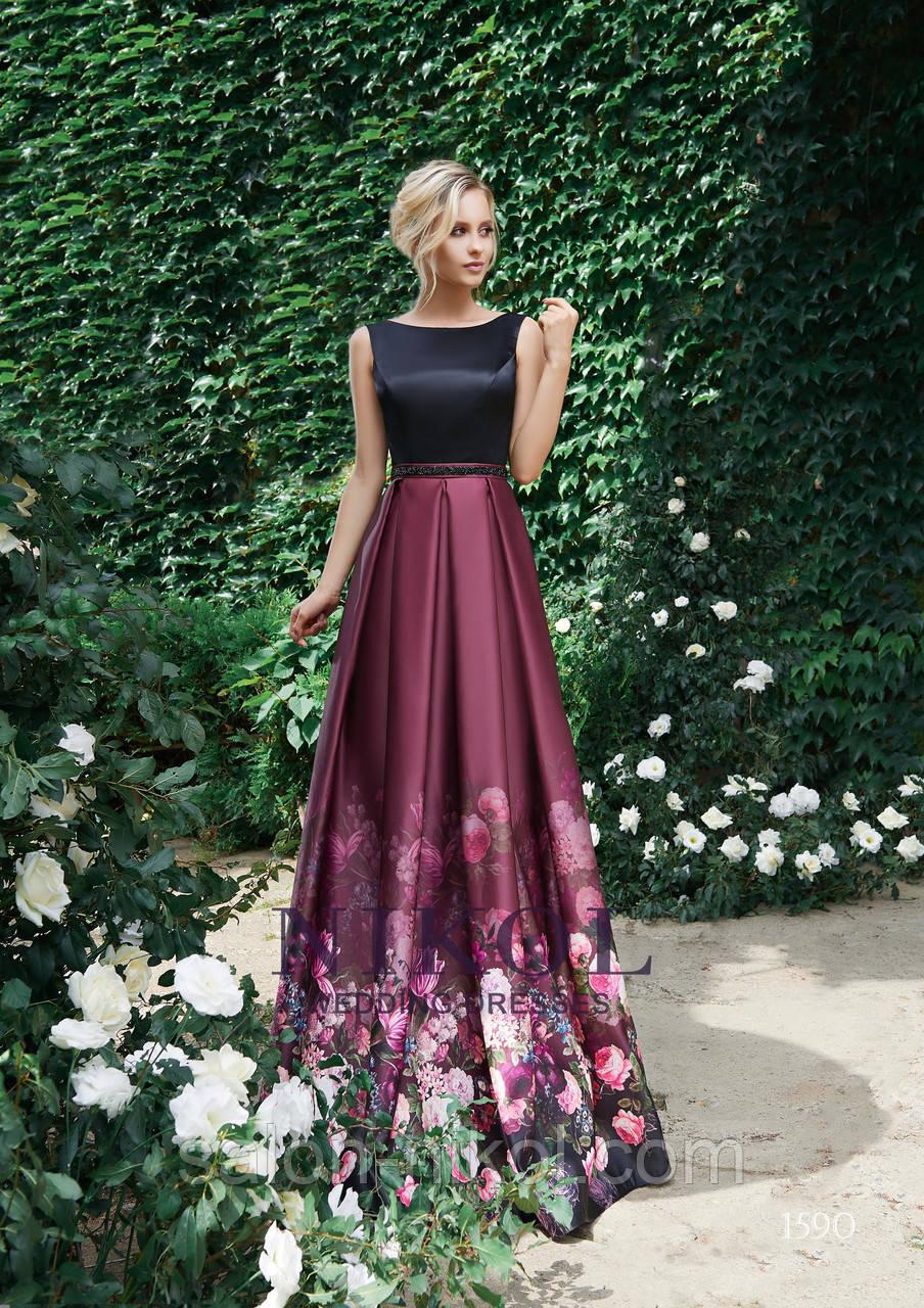Вечернее, выпускное платье 1590