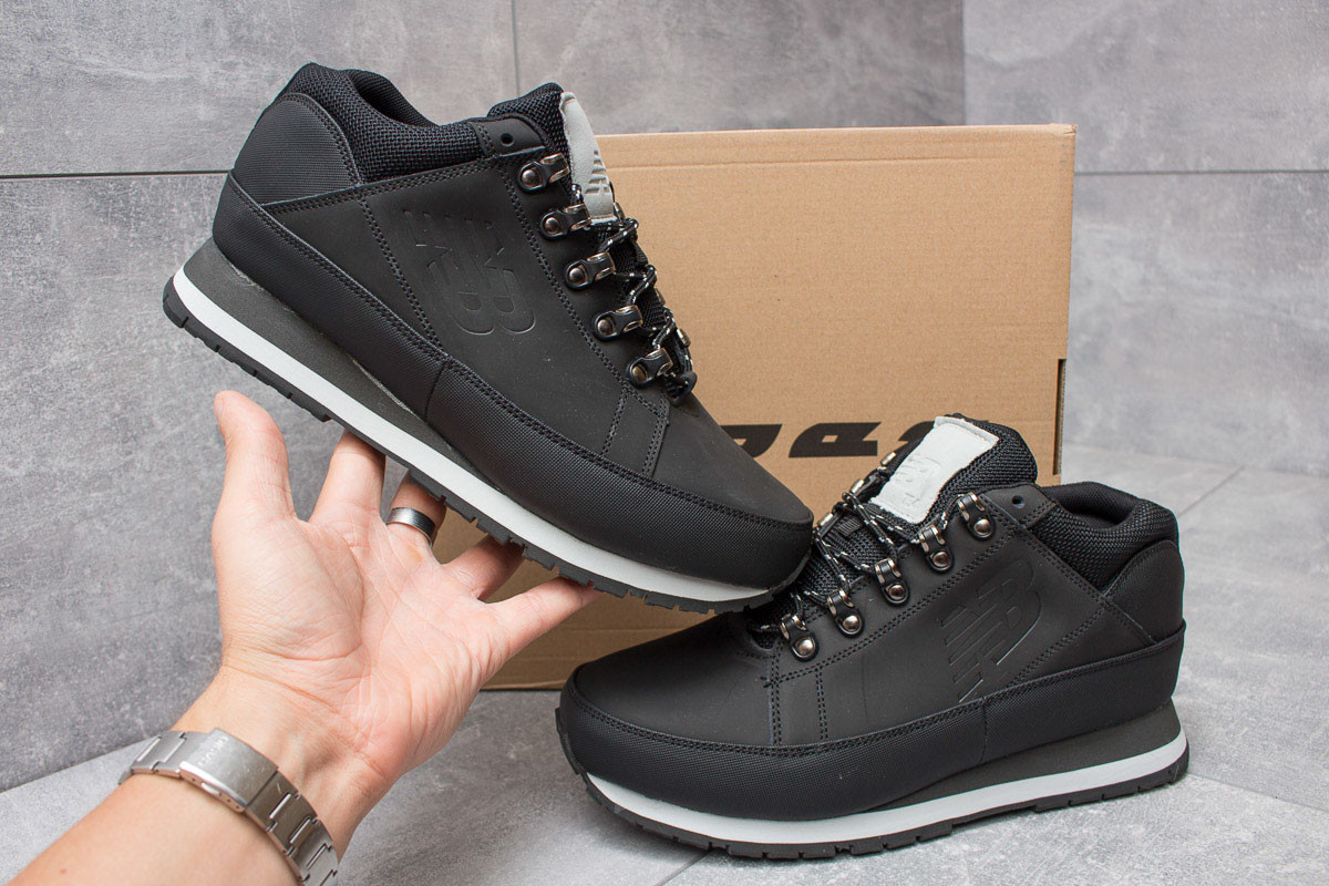 Зимние кроссовки New Balance 754, черные (30203) размеры в наличии ► [ 2