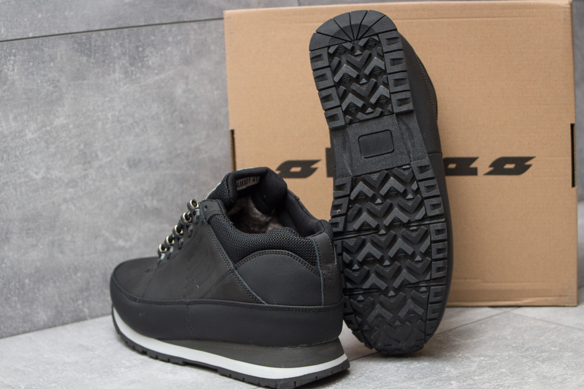 Зимние кроссовки New Balance 754, черные (30203) размеры в наличии ► [ 4