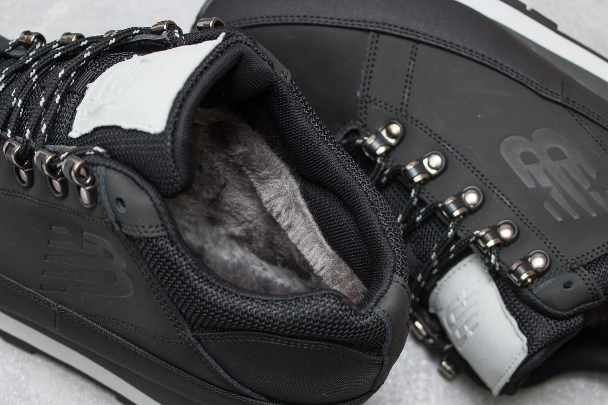 Зимние кроссовки New Balance 754, черные (30203) размеры в наличии ► [ 6