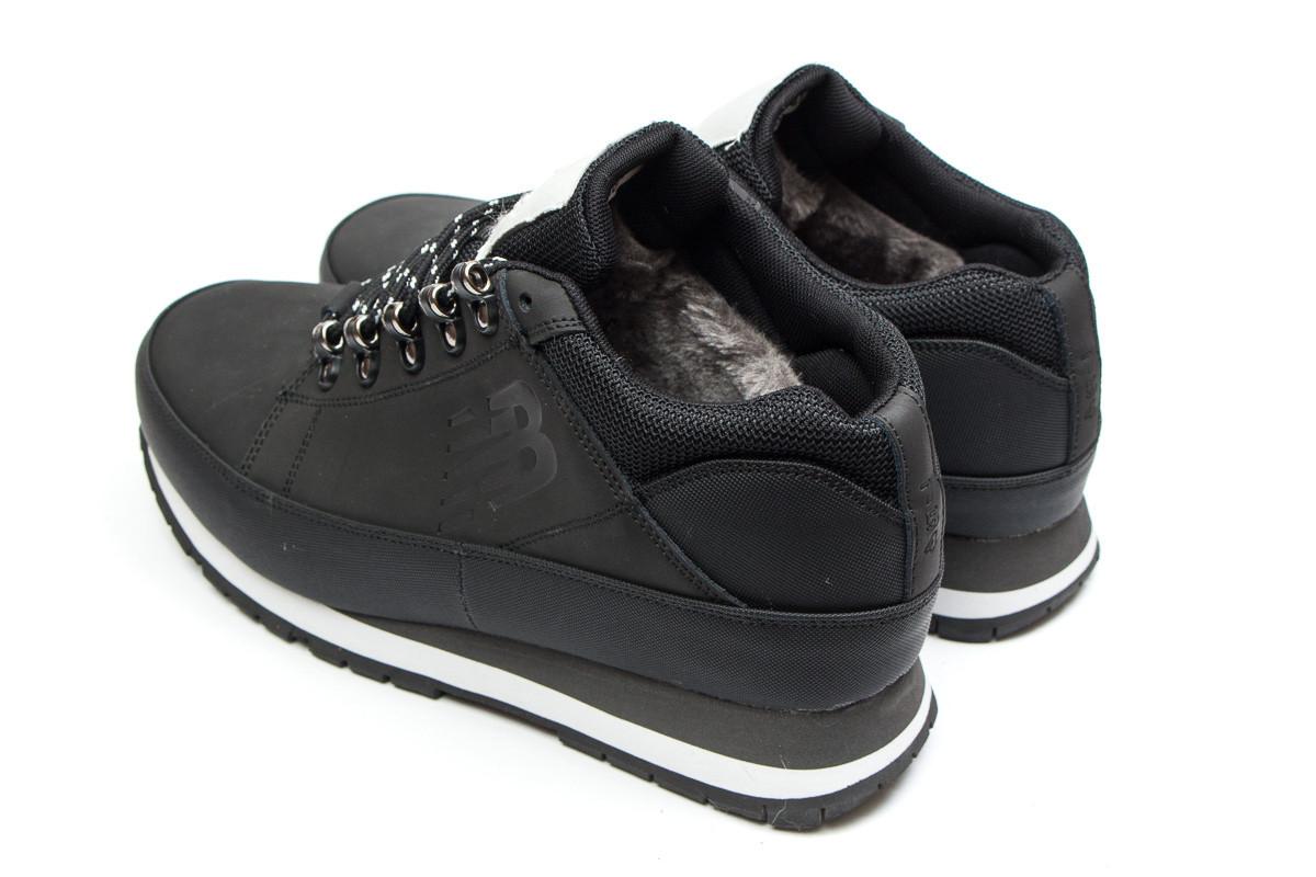 Зимние кроссовки New Balance 754, черные (30203) размеры в наличии ► [ 8