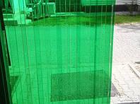 Гофрированный поликарбонат 1.05х4метра BORREX Зеленый, фото 1